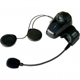 Sena SMH10-11 Bluetooth Headset/Intercom System - Single Unit - With Universal Remote [Less Than Perfect]