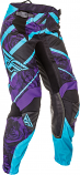 Fly Racing Kinetic Race Womens Pants
