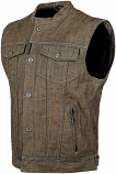 Speed & Strength Soul Shaker Denim Vest