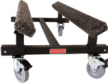 Eazymove Wheel with Brake for HD Watercraft Stand