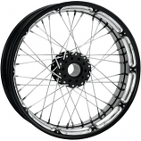 Performance Machine Spoked Wire Front Wheel