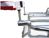 Pro Pad Extended-Style Luggage Rack 1/2in. Flag Mount