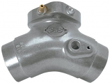 S&S Cycle Flange Mount Intake Manifold for S&S E Carb