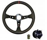 Dragonfire Racing Sport V Quick Release Steering Wheel