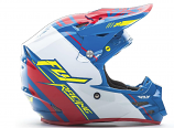 Fly Racing F2 Carbon MIPS Canard Replica Helmets
