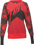 Fly Racing Crew Womens Pullover Shirt