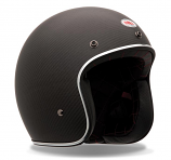 Bell Custom 500 Carbon Solid Helmet