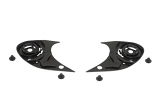 Bell Shield Hinge Plate Kit for Vortex/Revolver Helmets
