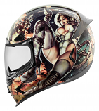 Icon Airframe Pro Pleasuredome 2 Helmets
