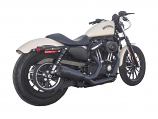 Firebrand FiftyTwo52 2-Into-1 Exhaust System