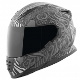 Speed & Strength SS1310 Black Heart Helmet