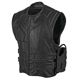 Speed & Strength The Quick and The Dead Leather Vest