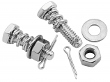 Colony Inner Primary Cover Rear Bolt Set