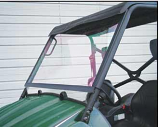 Essex Snap-On Windshield with Louvered Vents