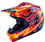 Troy Lee Designs SE3 Reflection Helmets