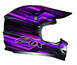 ZOX Rush MX2 Artisan Youth Helmets