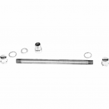 Paughco Axle Kit for Custom Wide Springer Forks with Tapered Oval Rear Legs