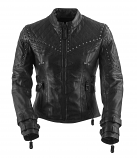 Black Brand Brazilian Waxed Womens Jacket