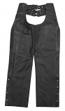 Black Brand Temptress Womens Chaps