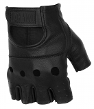 Black Brand Base Knuckle Shorty Gloves