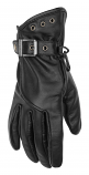 Black Brand Crystal Womens Gloves