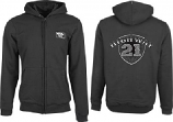 Highway 21 Industry Graphic Hoodie