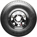 Kendon Trailers 13in. Radial Spare Trailer Tire for 2014-Up Kendon Trailers