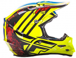 Fly Racing F2 Carbon MIPS Peick Replica Graphic Helmets