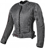 Speed & Strength Heart & Soul Womens Jacket (Vintage Black/Red / Sm) [Less Than Perfect]