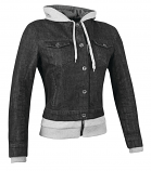 Speed & Strength Fast Times Womens Denim Jacket