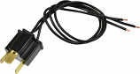 Standard Motor Products Male H4 Headlight Connector