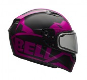 Bell Qualifier Graphics Snow Helmet with Electric Shield