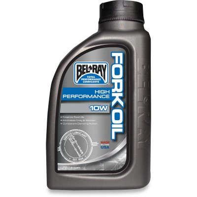 Bel-Ray High Performance Fork Oil - 5W