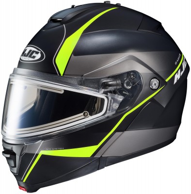 HJC IS-Max 2 Mine Snow Helmet with Electric Shield