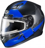 HJC CL-17 Boost Snowmobile Helmet with Dual Lens Shield