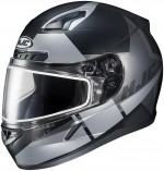 HJC CL-17 Boost Snow Helmet with Electric Shield