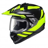 HJC DS-X1 Lander Snow Helmets with Electric Shield