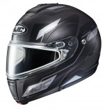 HJC CL-Max III Flow Snow Helmets with Dual Lens Shield