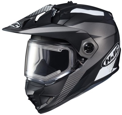 HJC DS-X1 Awing Snow Helmet with Electric Shield