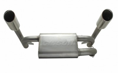 Gibson Exhaust Dual Slip-On