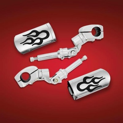 Show Chrome Highway Pegs