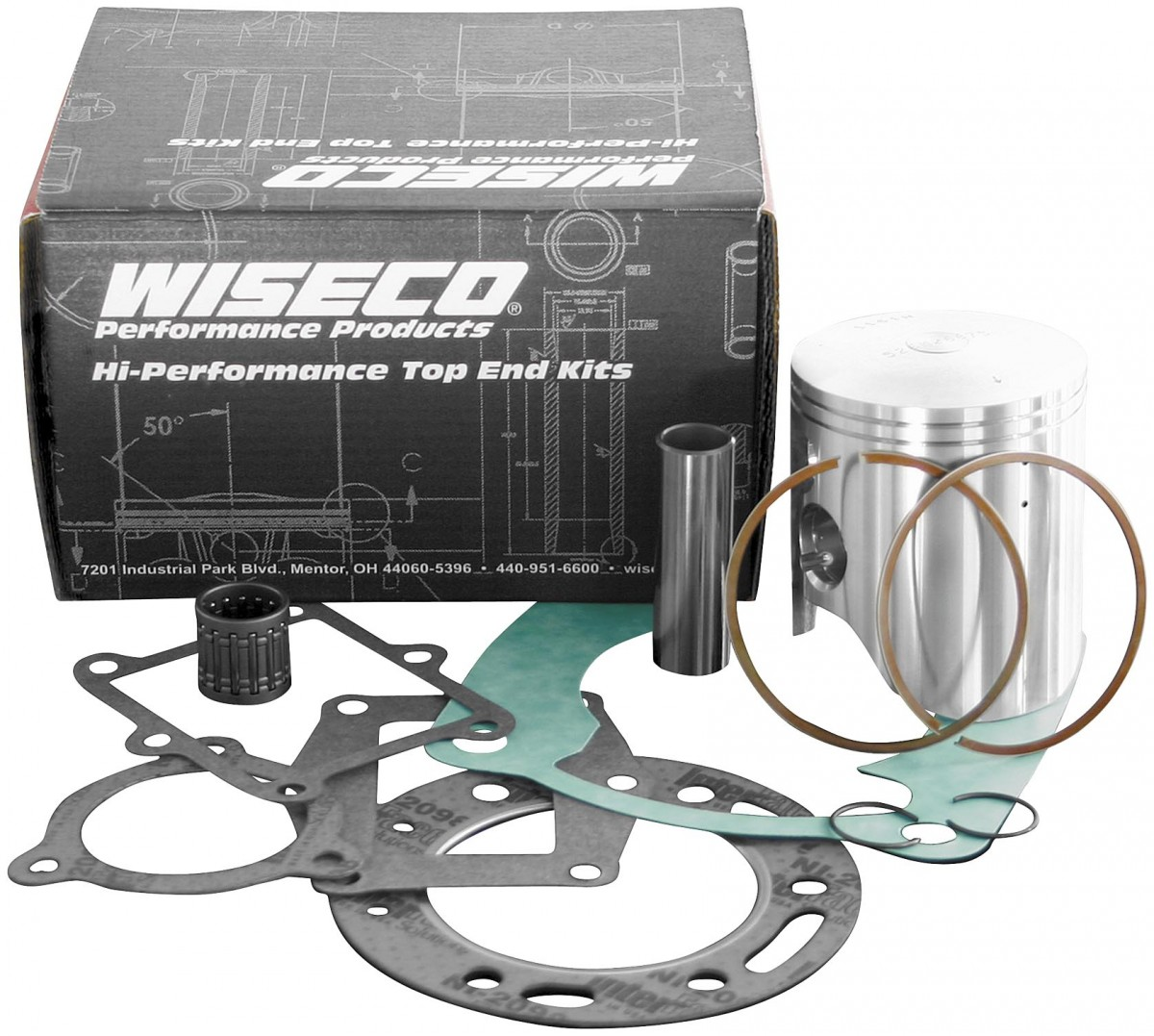 Wiseco PK1045 Top End Kit