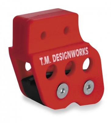 T.M. Designworks Chain Guide and Solid Powerlip Wear Pad