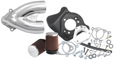 S&S Cycle Tuned Induction Kit