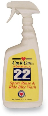Cycle Care Formulas Formula 22 Spray, Rinse and Ride Cleaner