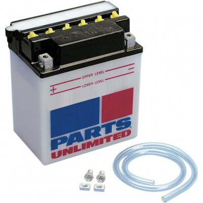 Parts Unlimited 12V Conventional Battery
