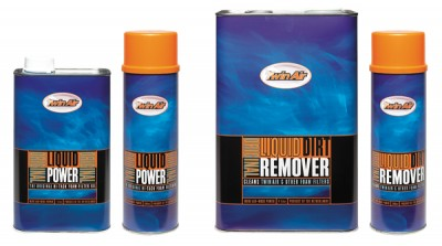 Twin Air Bio Dirt Remover Spray