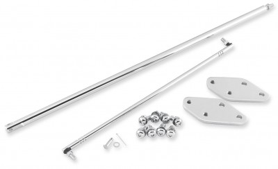 Bikers Choice Shift Rod Replacement for Forward Controls 2in. Extension Kit