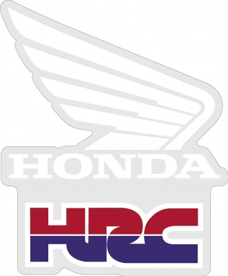 Factory Effex HRC Wing OEM Graphics