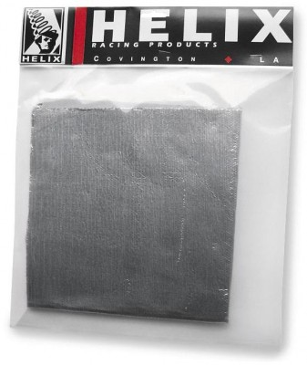 Helix Racing Products Aluminized Heat Barrier